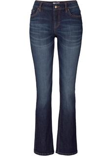 Джинсы Расклешенные джинсы-стретч Bonprix