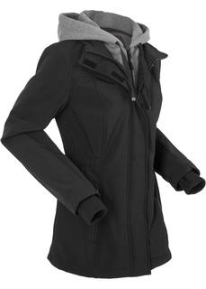 Пальто Куртка-софтшелл 2 в 1 Bonprix