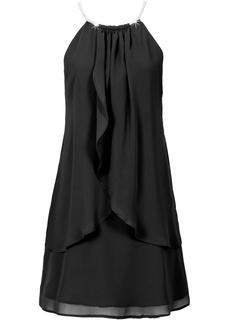 Вечерние платья Шифоновое платье с американскими проймами Bonprix