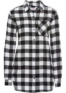 Блузки с длинным рукавом Рубашка Bonprix