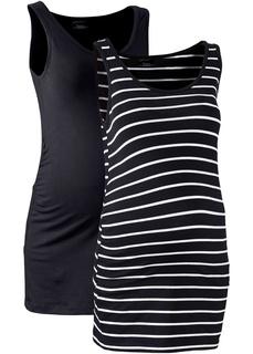 Футболки и блузки Мода для беременных: танк-топ (2 шт.) Bonprix
