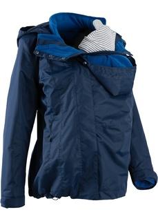 Куртки Куртка для беременных 4 в 1 с карманом для малыша Bonprix