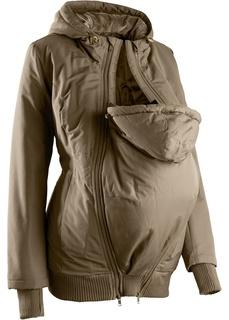 Куртки Куртка для беременных с двумя карманами Bonprix