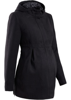 Куртки Полупальто с капюшоном Bonprix