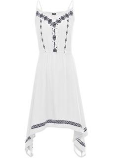 Короткие платья Платье с вышивкой Bonprix