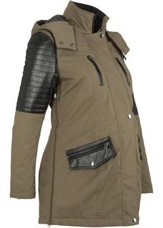 Куртки Куртка-парка на ватиновой подкладке, для беременных Bonprix