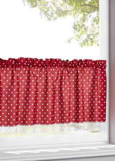 Короткие шторы Кухонная штора Лили Bonprix