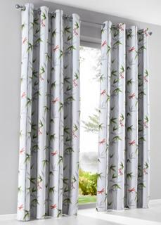 Плотные шторы Штора плотная с принтом (1 шт.) Bonprix