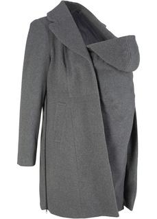 Куртки Пальто для будущих мам с карманом-вкладкой для малыша Bonprix
