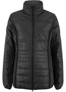 Все куртки Стеганая куртка со вставками в резинку Bonprix