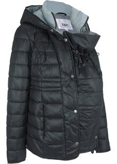 Куртки Куртка для будущих мам со вставкой для малыша Bonprix