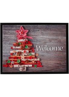 Придверные коврики Коврик Новогодняя елка Bonprix