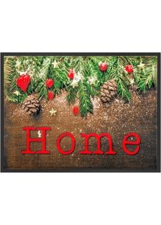 Придверные коврики Коврик для двери Новогодний Bonprix