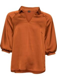 Блузки с длинным рукавом Блузка с рукавом 7/8 Bonprix