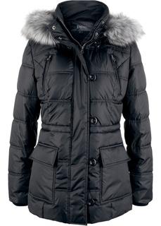 Все куртки Куртка с капюшоном, стеганый дизайн Bonprix