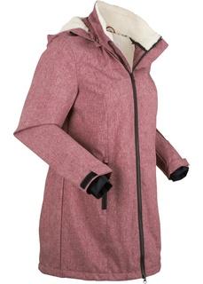 Зимние куртки Куртка с плюшевым флисом для активного отдыха Bonprix