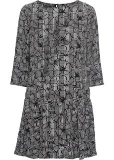 Короткие платья Платье с широким подолом Bonprix