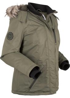 Все куртки Куртка с флисовой подкладкой и ватным наполнителем Bonprix