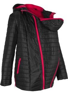 Куртки Куртка стеганая для беременных, на ватиновой подкладке Bonprix