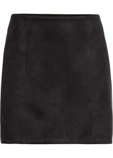 Короткие юбки Юбка из искусственной кожи Bonprix