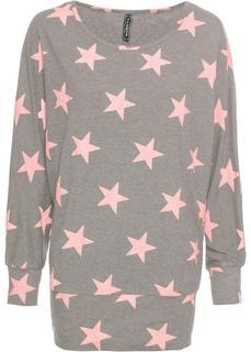 Пуловеры Футболка со звездами Bonprix