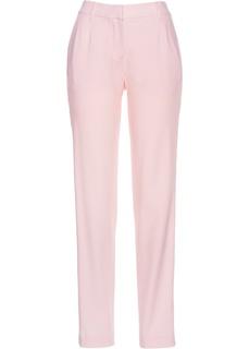 Длинные брюки Брюки класса Премиум с кружевной вставкой Bonprix