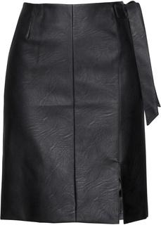 Короткие юбки Юбка из материала под кожу Bonprix
