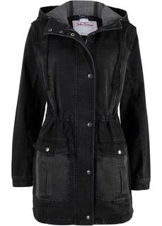 Куртки Парка джинсовая Bonprix