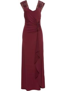 Длинные платья Вечернее платье макси Bonprix