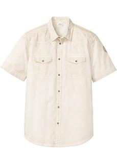 Рубашки с коротким рукавом Рубашка с коротким рукавом, вареная расцветка Bonprix