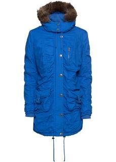 Пальто Удлиненная зимняя куртка Bonprix