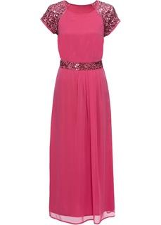 Платья с коротким рукавом Платье на вечер Bonprix