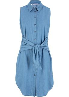 Короткие платья Платье из денима Bonprix