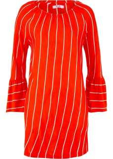 Блузки с длинным рукавом Туника трикотажная Bonprix