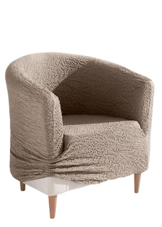 Покрывала и чехлы для мебели Чехол для кресла Кринкель Bonprix