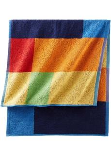 Полотенца Полотенце с рисунком в виде квадратов Bonprix