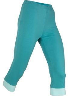 Спортивные брюки Трикотажные легинсы-капри Bonprix