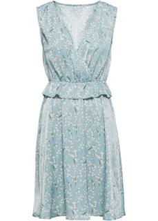 Короткие платья Платье с принтом Bonprix