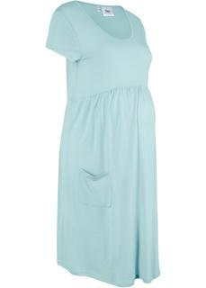 Платья Платье для беременных из экологичного материала Bonprix