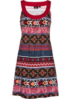 Короткие платья Платье трикотажное Bonprix