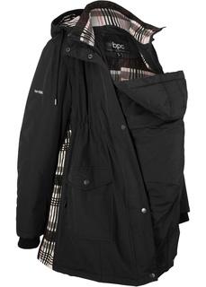 Куртки Куртка для беременных, клетчатая подкладка Bonprix