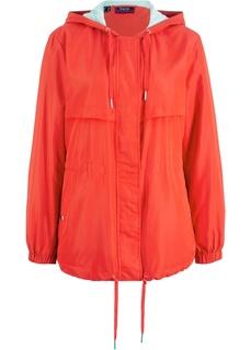 Все куртки Куртка с капюшоном, трикотажная подкладка Bonprix