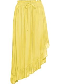 Длинные юбки Юбка асимметричного покроя Bonprix