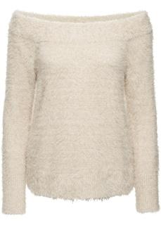 Пуловеры с круглым вырезом Пуловер вязаный Bonprix