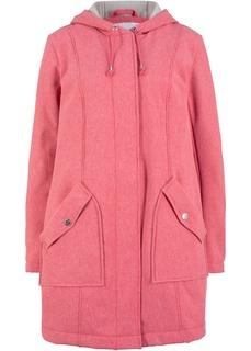 Пальто Куртка-парка из материала софтшелл Bonprix