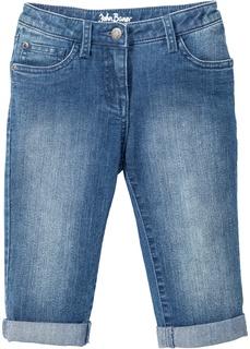 Шорты Капри джинсовые Bonprix