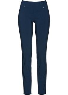 Длинные брюки Брюки-стретч без застежки Bonprix