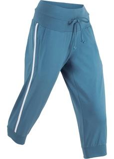 Спортивные брюки Спортивные бриджи стретч Bonprix