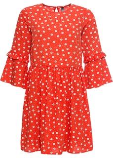 Короткие платья Платье в горошек Bonprix