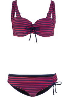 Раздельные купальники Купальный костюм-бикини (из двух предметов) Bonprix